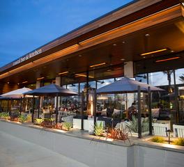 Infratech Restaurant Design Brio Coastal Bar and Kitchen Outdoor Heated Seating
