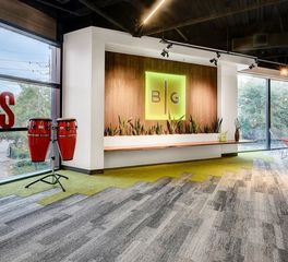 Interface Carpet Brunet Garcia Headquarters Corporate Office Carpet