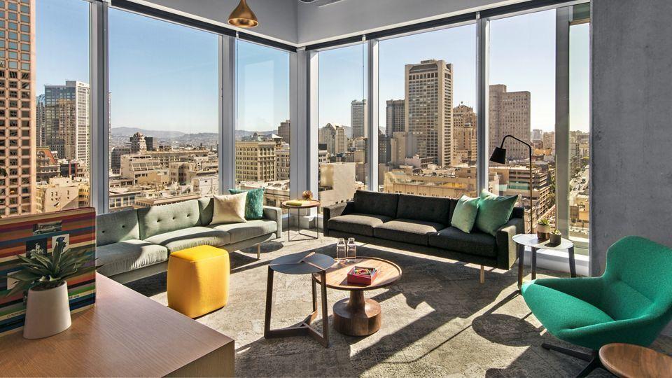 Publicis Office in San Fransisco, CA, Designed by Blitz Architecture + Design  Photo Credit: Eric Laignel