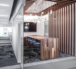 iSpace Environments Fish & Richardson Minneapolis Minnesota Private Meeting Room