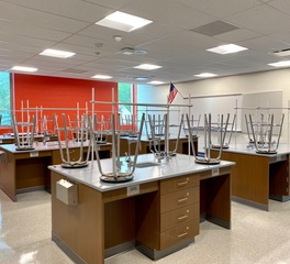 John F. Kennedy High School Science Labs