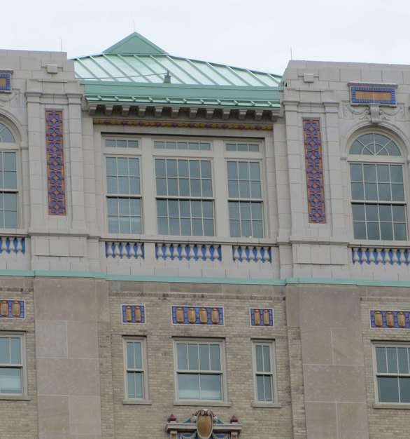St. Cloud Window supplied over 1,100 windows in the effort to restore the Residences at the John Marshall