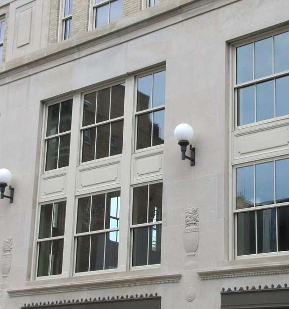 The SCW5000 and SCW2500 have won approval by U. S. Department of Interiors, National Park Service, as steel replication window matching historic sightlines and frames dimensions, which is key for projects the John Marshall to received historic tax credits.