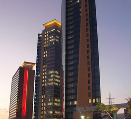 Jordan & Skala Engineers Hyatt Port of Spain Exterior Design