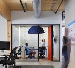 JTH Lighting Alliance Zipnosis Minneapolis Private Office Space Design JTH Lighting Alliance