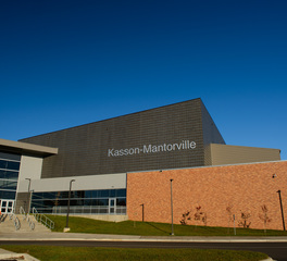 Kasson Mantorville High School Exterior