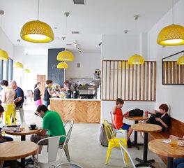 Kimberly Peck - Lark Cafe 2