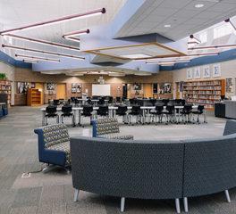 KOMA Lake Middle School Library Design