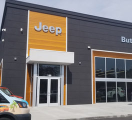 Lamboo Rainscreen Series Butler Jeep Dealership