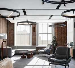large office seating acuity brands ceiling lighting