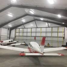 larson-contracting-airport-hanger