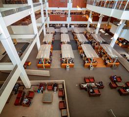 Lied Library - Las Vegas, Nevada