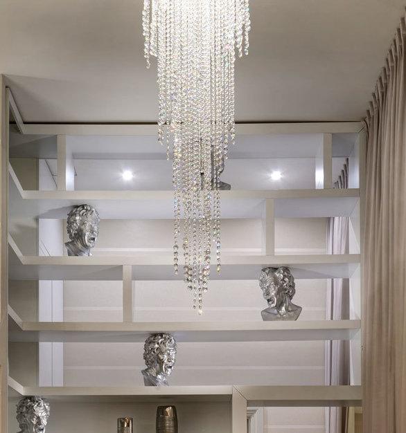 Beautiful Schonbek Chandelier Lighting by Swarovski Lighting