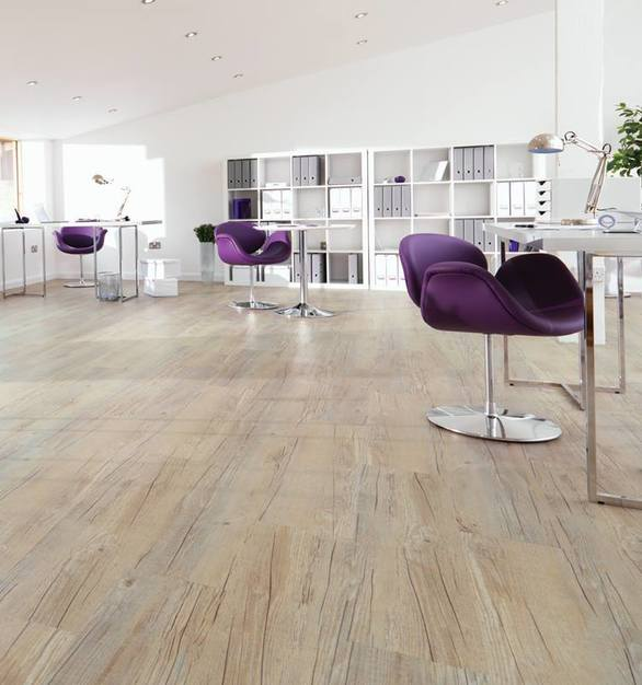 As well as encompassing durability and style, Karndean flooring requires only minimal cleaning using simple techniques and environmentally friendly materials.