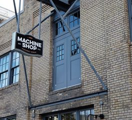 Machine Shop Event Center