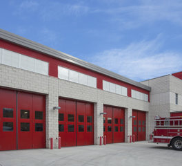 Major Industries Eisenhower Avenue Fire Station