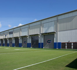Major Industries Univerity of Florida Indoor Practice Facility translucent panel system