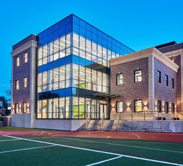 Mancini duffy Chaminade High School Modern Exterior