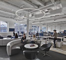 Mancini duffy Peloton Workspace