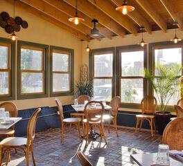 Margot Cafe Design Architect Design