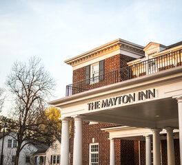 Mayton Inn | Luxury Boutique Hotel Design | QuietRock | Sound Reducing Drywall