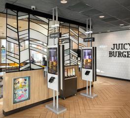 McDonald's Ordering Kiosk   J Mold   Tamlyn