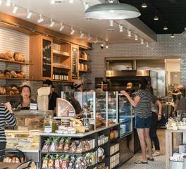 Mediterra Cafe Service Area by Wildman Chalmers Design