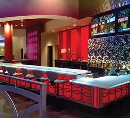 Meltdown Glass & Art Design 12 Tribes Resort Casino - Omak, WA