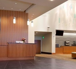 Miller Dunwiddie The Cowles Center for Dance and The Performing Arts Lobby and Reception Area