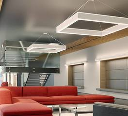 Mlazgar Associates office lighting application