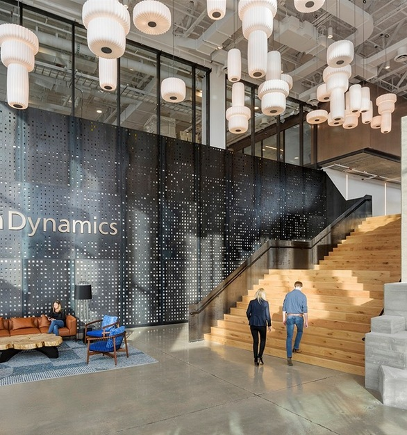 Boston Dynamics focuses on creating robots with advanced mobility, dexterity and intelligence. 