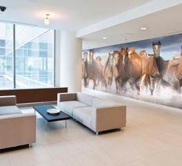 Murals Your Way Hotel Lobby Wall Mural Design