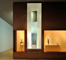 Museum Gallery Display Case Design