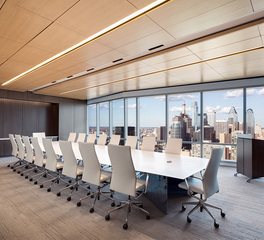 Navy Island FMC Corporation conference room