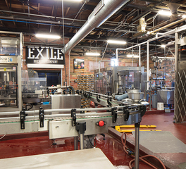 Neumann Brothers  Exile Brewing Company Addition