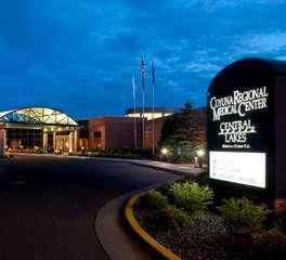 Nor-Son Commercial Construction Cuyuna Regional Medical Center exterior