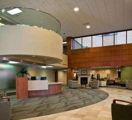 Nor Son Commercial Construction Essentia Health St. Joseph Medical Center Inside Lobby