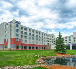 Nor-son commercial construction Grand Casino exterior