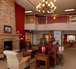 Nor-Son Commercial Construction Villa Vista lobby