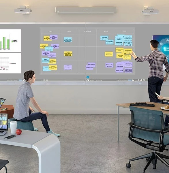 Span Workspace will shape and prioritize tasks and ensure the entire team is aligned on what comes next.