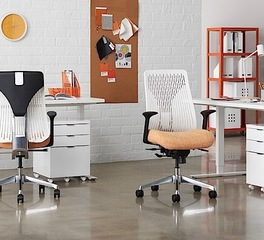 OM Seating office chairs truly series