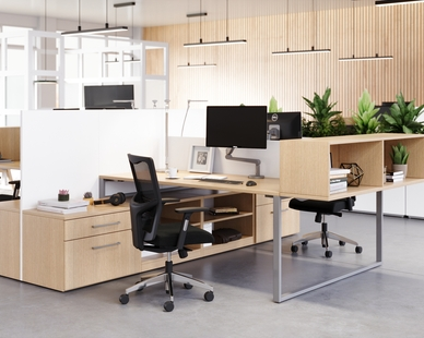 Featured Products: Indiana Furniture Canvas, Indiana Furniture Joy, Magnuson Group KASKAD, ESI Ergo Monitor Arms