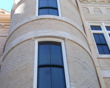 St. Cloud Window supplied over 500 windows in the effort to renovate Our Lady Of The Lake University's main building.