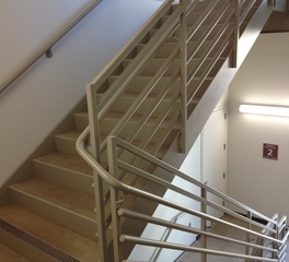 Pacific Stair Corporation Pipe Rail