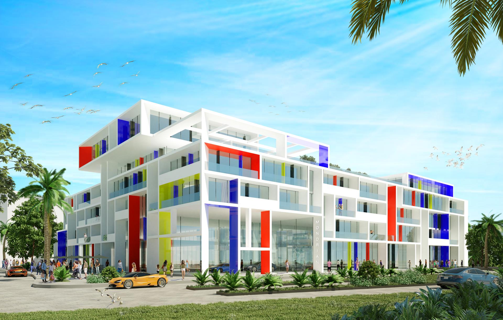 A beautiful new 200-key hotel that Palma is developing.
