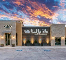 Parkhill Smith & Cooper PSC Hulla B'Lu Retail Development Lubbock Texas Exterior