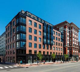 PC Construction The Hiawatha Portland Maine Exterior Front Brick Facade