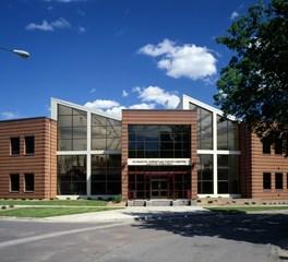 PCYC Exterior Modern School DJ Kranz General Contracting