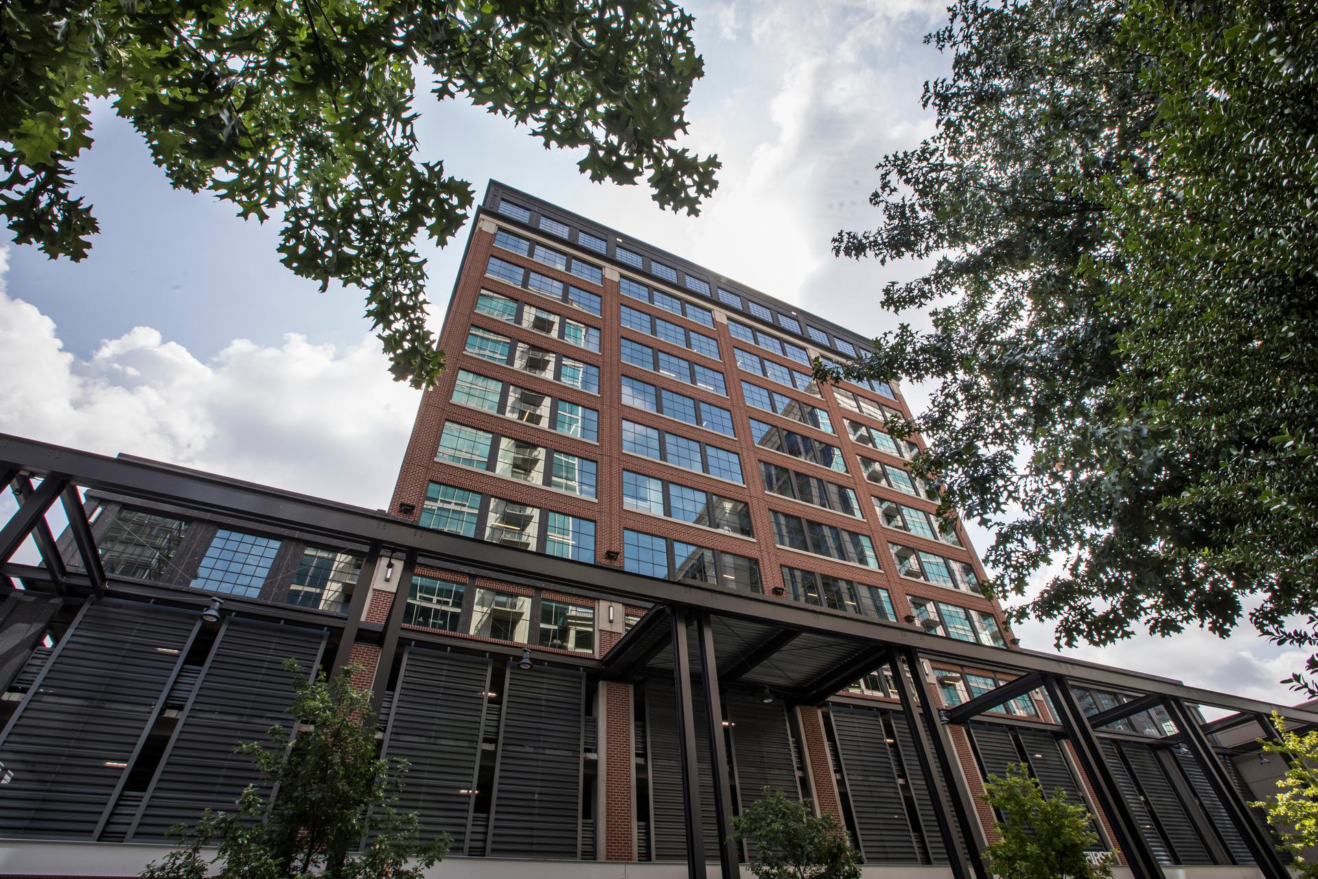 Pella Windows and Doors 309 East Paces Apartment Building Atlanta Georgia Design