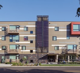 Pella Windows and Doors The Rose Multi-Family Housing Exterior